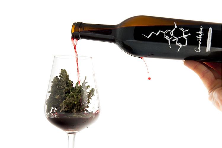 CBD Wein