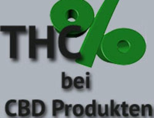 Wie viel THC dürfen CBD Produkte enthalten?